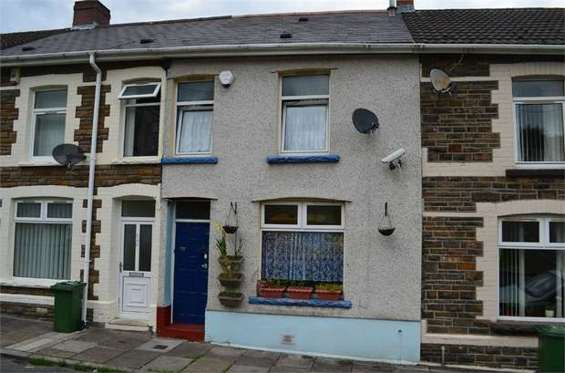 3 Bedrooms Terraced House for sale in Homerton Street, Mountain Ash, Mid Glamorgan