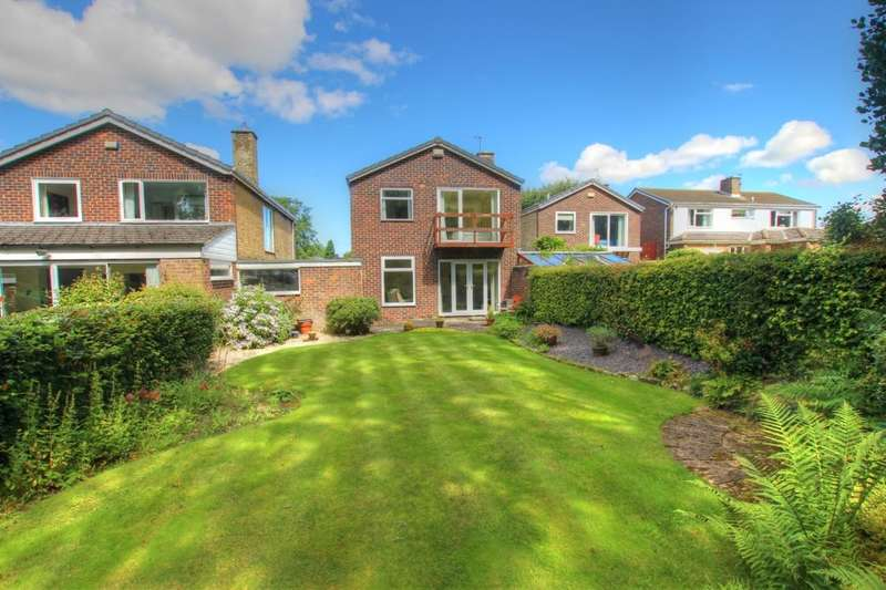 4 Bedrooms Detached House for sale in Hill Meadows, High Shincliffe, Durham, DH1