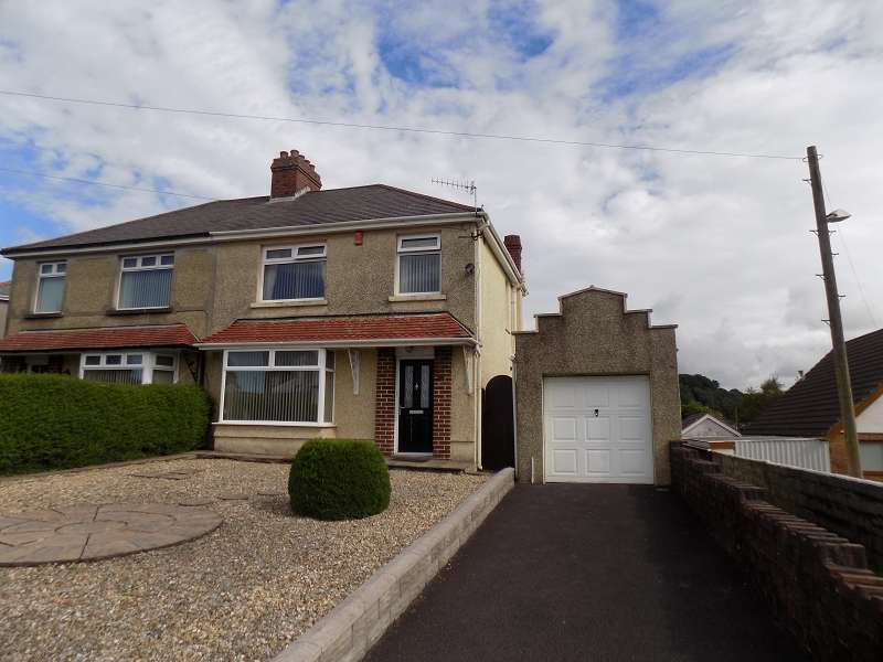 3 Bedrooms Semi Detached House for sale in Castle Street, Skewen, Neath, Neath Port Talbot. SA10