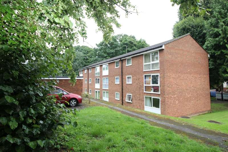 2 Bedrooms Flat for sale in Chalfont Close, Hemel Hempstead, HP2