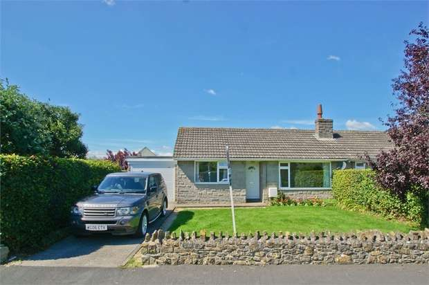 2 Bedrooms Semi Detached Bungalow for sale in Evercreech, Somerset