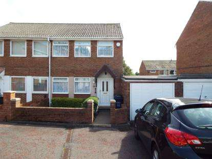 3 Bedrooms Semi Detached House for sale in Antrim Close, Newcastle Upon Tyne, Tyne and Wear, NE5