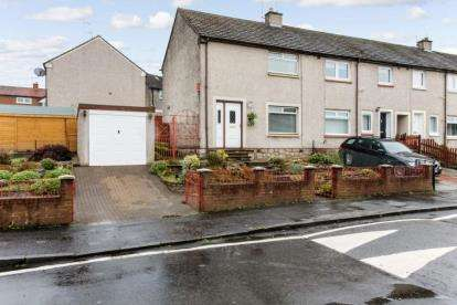 2 Bedrooms End Of Terrace House for sale in Posthill, Sauchie