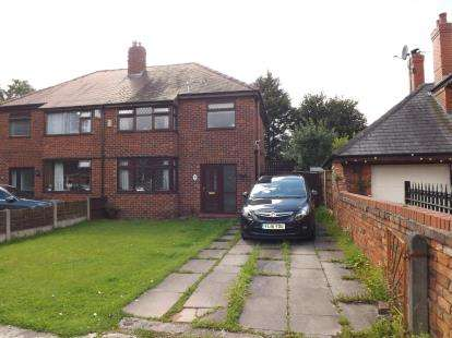 3 Bedrooms Semi Detached House for sale in Nook Lane, Fearnhead, Warrington, Cheshire