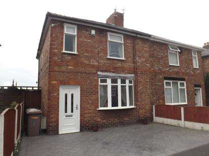 3 Bedrooms Semi Detached House for sale in Richmond Avenue, Haydock, St. Helens, Merseyside