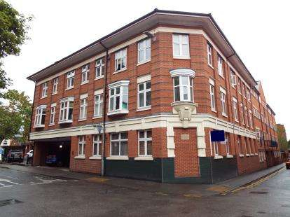 2 Bedrooms Flat for sale in Minster Court, 22 York Street, Leicester, Leicestershire