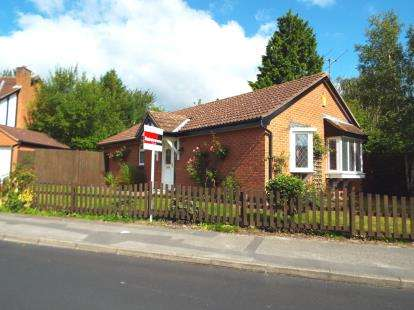 Bungalow for sale in Torvill Drive, Nottingham, Nottinghamshire