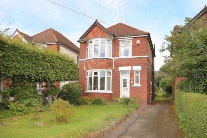 3 Bedrooms Detached House for sale in Snape Hill Lane, Dronfield, Derbyshire