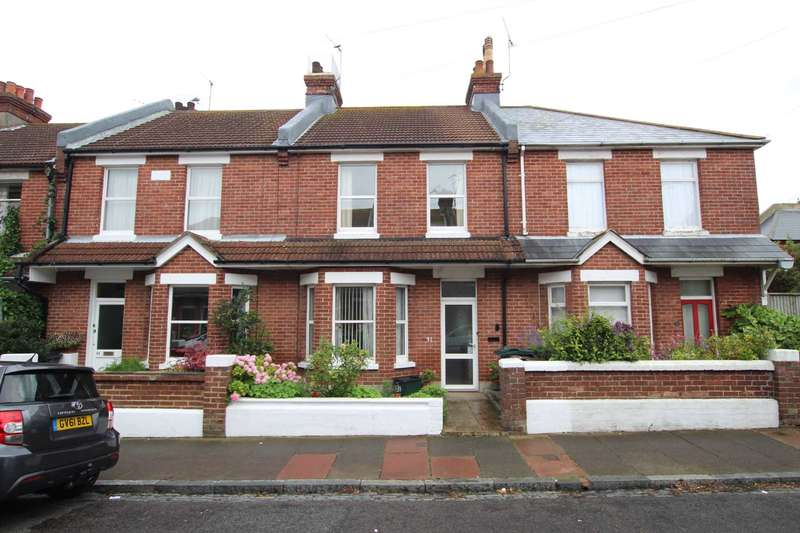 3 Bedrooms Terraced House for sale in Broomfield Street, Eastbourne, BN21 1RH
