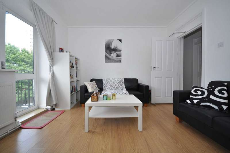 4 Bedrooms Flat for sale in Padstow House, Three Colt Street, London