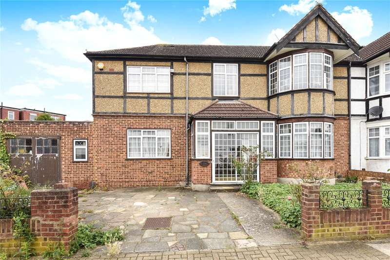 5 Bedrooms End Of Terrace House for sale in Bradenham Road, Harrow, Middlesex, HA3