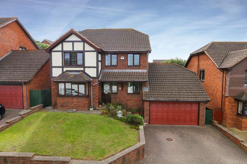 4 Bedrooms Detached House for sale in Humber Lane, Kingsteignton