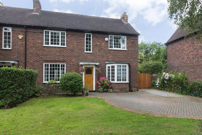 3 Bedrooms Semi Detached House for sale in Cavendish Road, Heaton Mersey