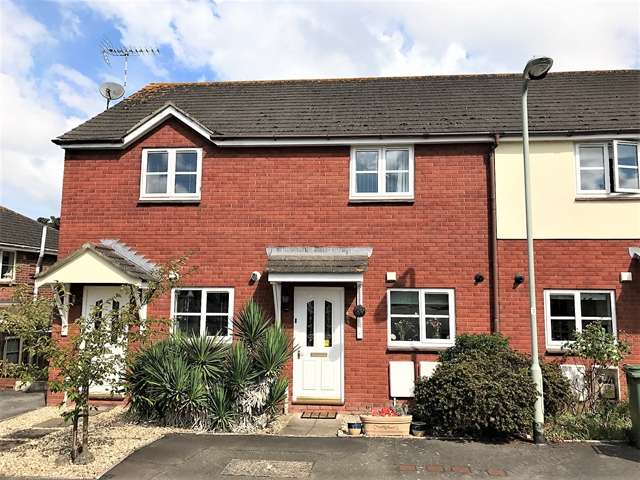 2 Bedrooms Terraced House for sale in Castle Mount, Exeter