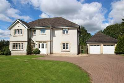 5 Bedrooms Detached House for rent in Torrance Avenue, East Kilbride