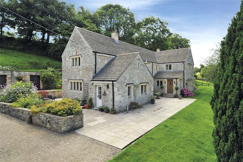 4 Bedrooms Detached House for sale in Lower North Wraxall, Chippenham, Wiltshire, SN14
