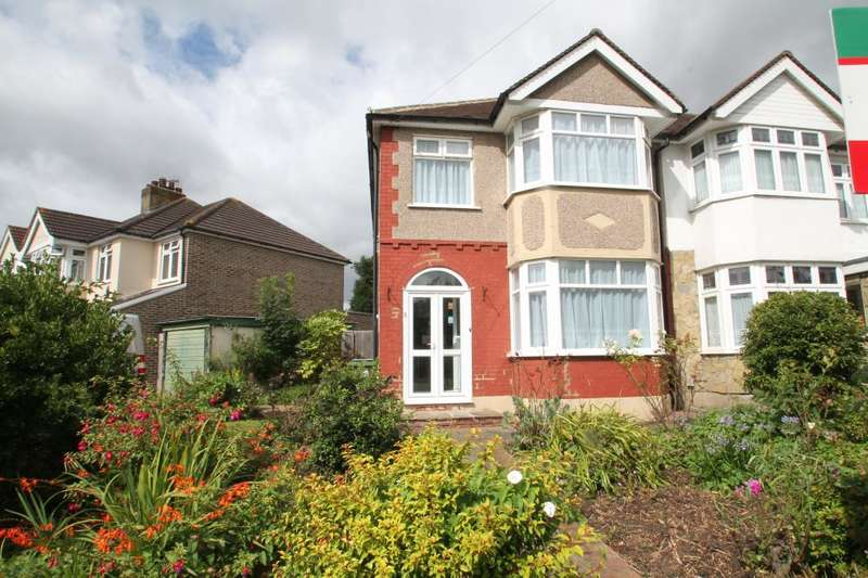 3 Bedrooms Semi Detached House for sale in Heather Glen, Romford