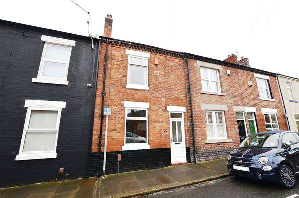 2 Bedrooms Terraced House for sale in West Avenue, Penkhull, Stoke-On-Trent