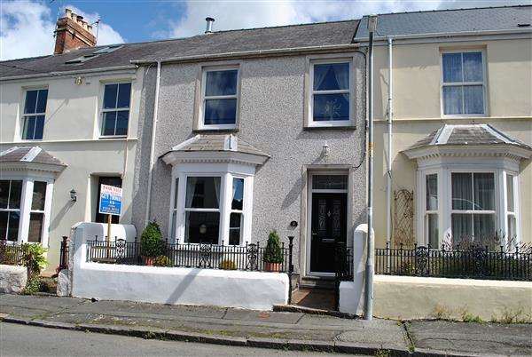 4 Bedrooms Terraced House for sale in 5 Merchants Park