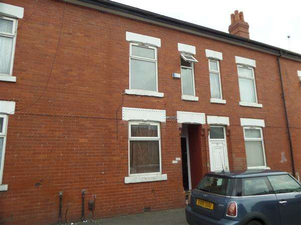 4 Bedrooms Terraced House for rent in Agnew Road, Gorton, Manchester