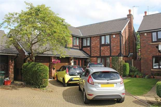 5 Bedrooms Detached House for sale in Croft Hey, Rufford, Ormskirk, Lancashire