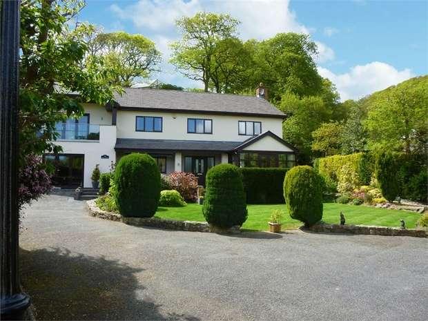 5 Bedrooms Detached House for sale in Llafar Y Nant, Glyn Ceiriog, Llangollen, Wrexham