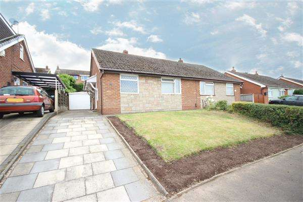 2 Bedrooms Bungalow for sale in Glenroyd Avenue, Stoke-on-Trent