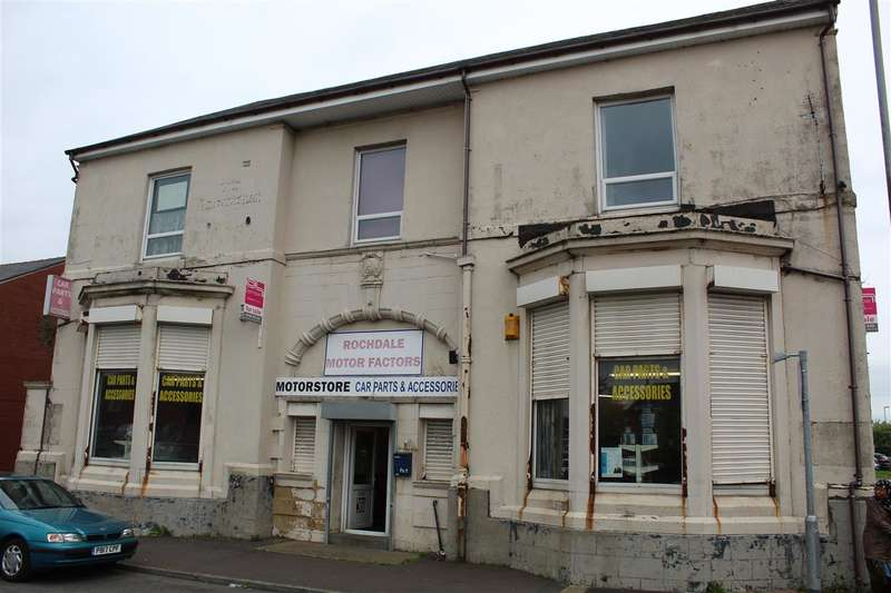 Commercial Property for sale in Entwisle Road, Rochdale