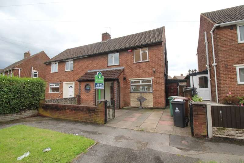2 Bedrooms Semi Detached House for sale in Mountbatten Road, Walsall, WS2