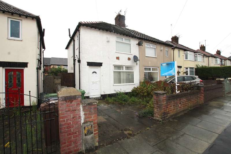 3 Bedrooms Semi Detached House for sale in Reeves Avenue,, Bootle, Bootle, L20