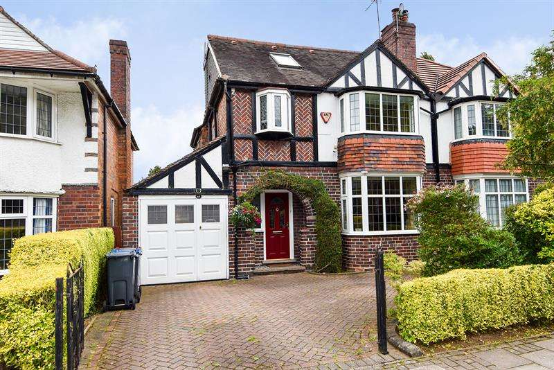4 Bedrooms Semi Detached House for sale in Weoley Park Road, Selly Oak, Birmingham