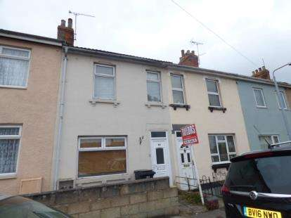 2 Bedrooms Terraced House for sale in Hughes Street, Swindon, Wiltshire