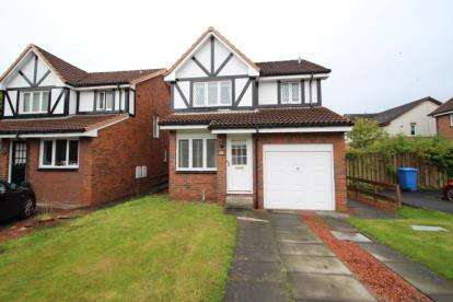 3 Bedrooms Detached House for sale in Foundry Wynd, Kilwinning, North Ayrshire