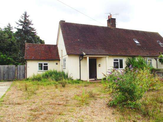 2 Bedrooms Semi Detached House for sale in Milford, Godalming, Surrey