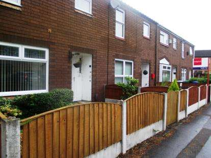 3 Bedrooms End Of Terrace House for sale in Fern Close, Birchwood, Warrington, Cheshire