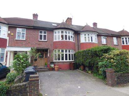 4 Bedrooms Flat for sale in Barking