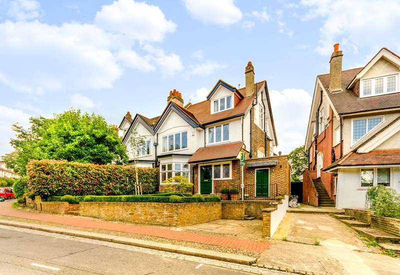 5 Bedrooms House for sale in Rodway Road, Putney Heath, SW15