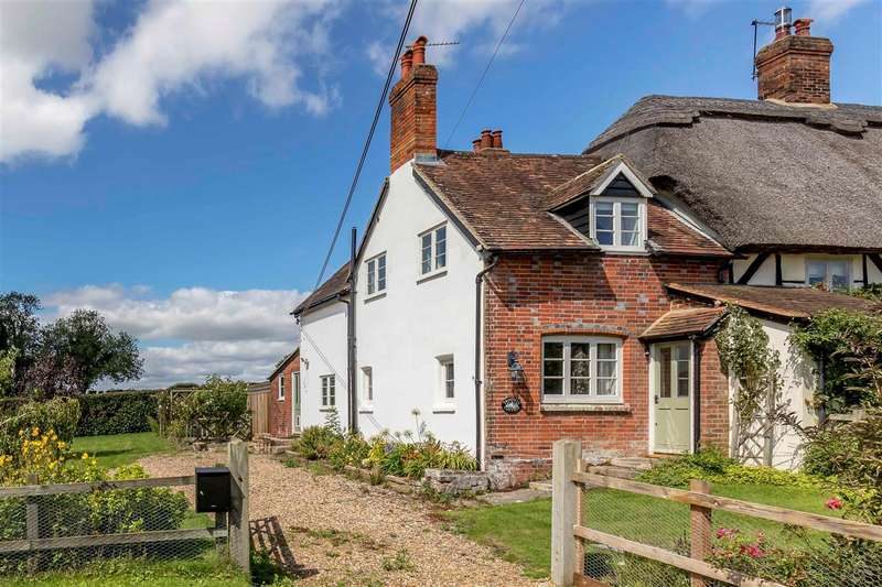 2 Bedrooms End Of Terrace House for sale in West Stratton, Near Winchester