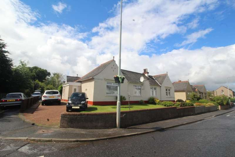 2 Bedrooms Semi Detached Bungalow for sale in Uphall Station Road, Pumpherston, Livingston, EH53