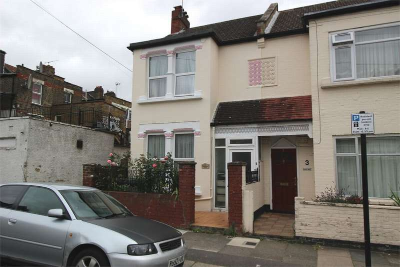 3 Bedrooms End Of Terrace House for sale in Etherley Road, London
