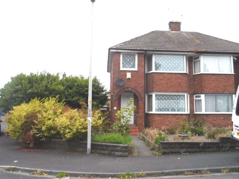 3 Bedrooms Semi Detached House for sale in Ambleside Road, Blackpool, FY4 4SG