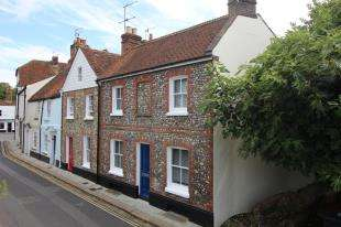 2 Bedrooms End Of Terrace House for sale in North Walls, Chichester, West Sussex