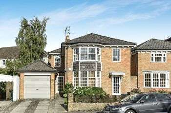 2 Bedrooms Flat for sale in Church Row, Royal Parade, Chislehurst, Kent, BR7 5PG