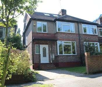 4 Bedrooms Semi Detached House for sale in Elmstead Lane, Elmstead Woods, Chislehurst, Kent, BR7 5EN