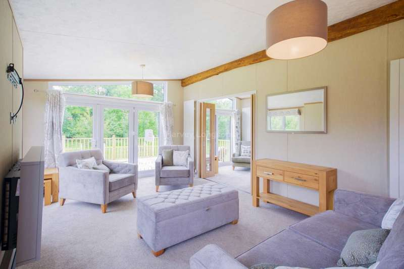 2 Bedrooms Lodge Character Property for sale in Amotherby Lane, Malton