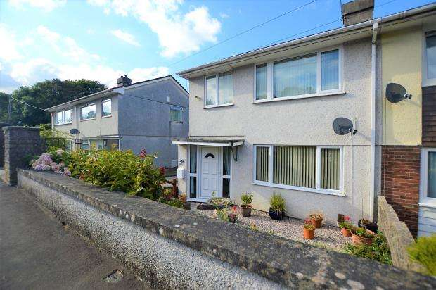 3 Bedrooms Semi Detached House for sale in Dudley Road, Plymouth, Devon