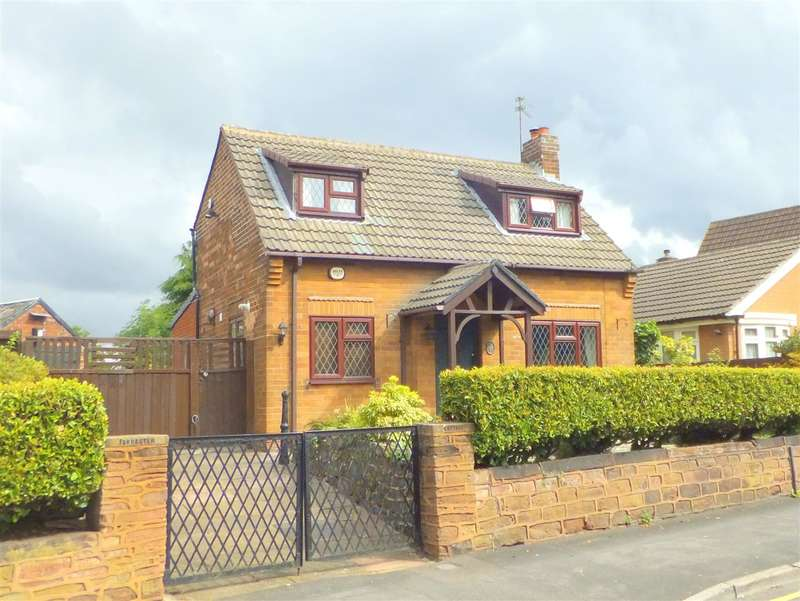 2 Bedrooms Detached House for sale in Forrester Cottage, 25 Blacklow Brow, Huyton, Liverpool