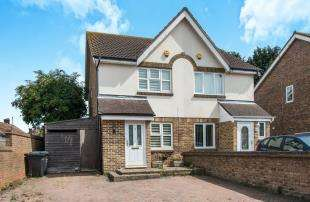 2 Bedrooms Semi Detached House for sale in Richmond Drive, Gravesend, Kent