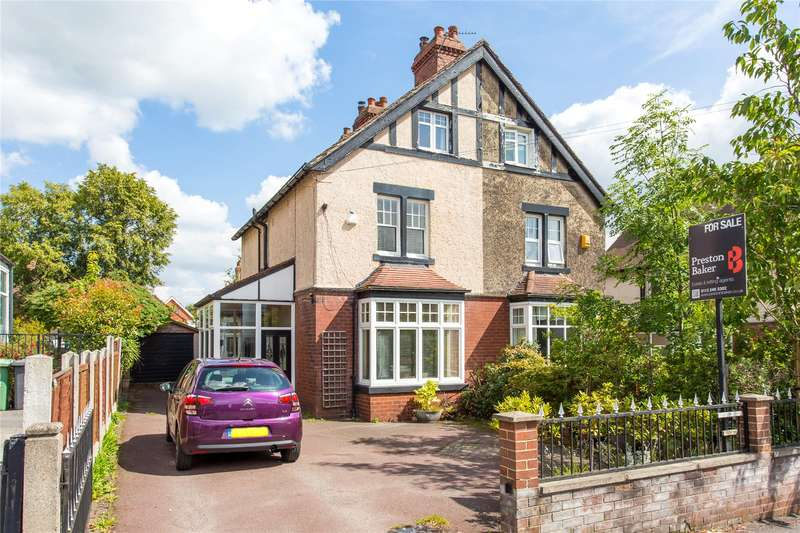 4 Bedrooms Semi Detached House for sale in Talbot Road, Leeds, West Yorkshire, LS8