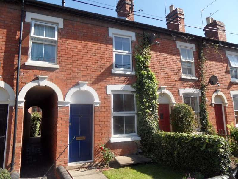2 Bedrooms Terraced House for sale in Mill Street, Diglis, Worcester, WR1